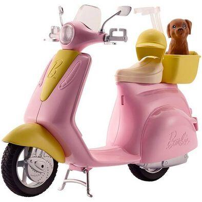 Barbie Est Scooter