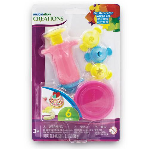 Universe Of Imagination Fun Decorator Dough Set
