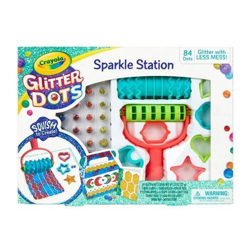 Crayola Glitter Dots Sparkle Station