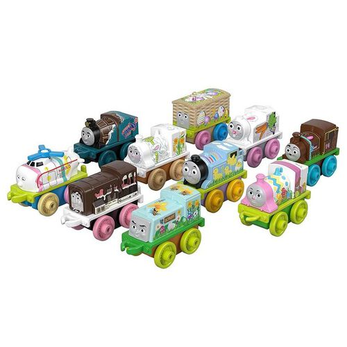 Thomas and Friends Spring Basket 10 Pack