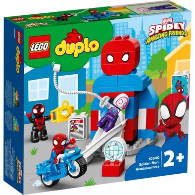 Lego Spider-Man Headquarters