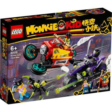 LEGO Monkie Kid's Cloud Bike 80018