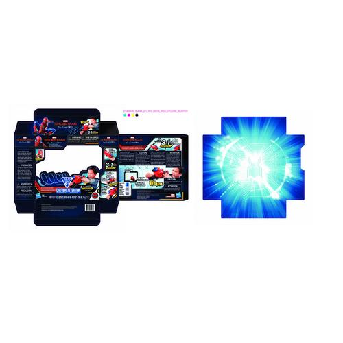 Marvel Spider-Man Far From Home Web-Cyclone Blaster