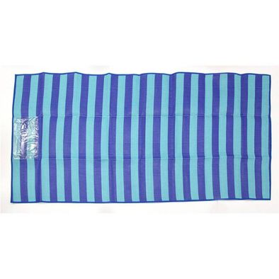 Sizzlin' Cool Beach Mat - Blue