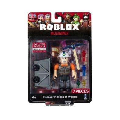 Roblox Core Figure Megaminer Wave 8