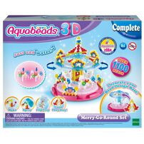 Aqua Beads 3D Merry-Go-Round Set