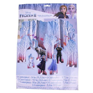 Disney Frozen 2 Table Decoration Kit