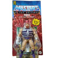 Masters of the Universe Origins Dash J Figure Set of 4