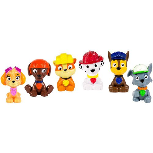 Paw Patrol Mini Figures - Assorted