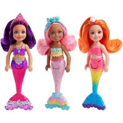 Barbie Small Mermaid Doll - Assorted