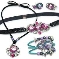 Nebulous Stars Cosmic Jewelry