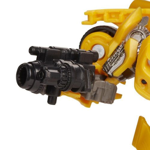 Transformers Deluxe Class Transformers: Movie 1 Bumblebee Action Figure