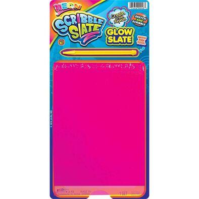 Scribble Slate - Neon