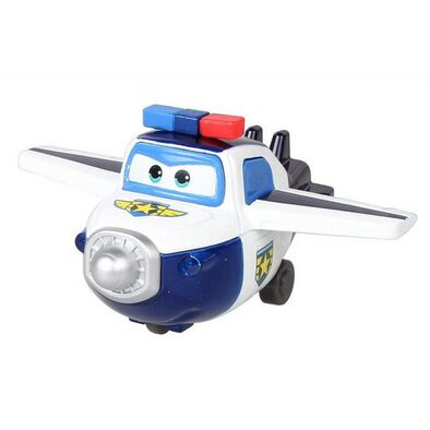 Super Wings Die-Cast Paul