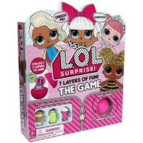 L.O.L. Surprise The Game