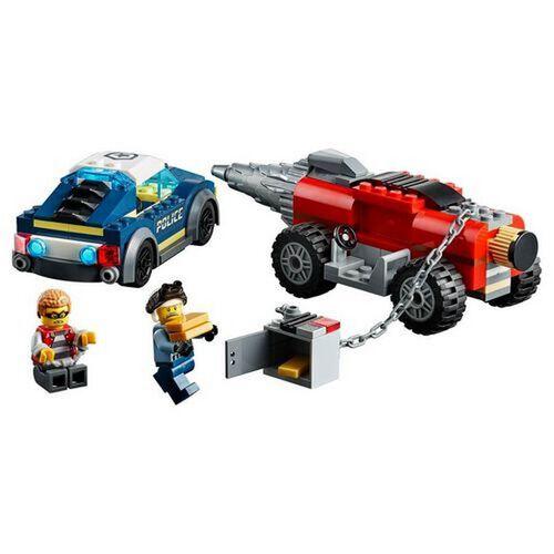 LEGO Elite Police Driller Chase 60273