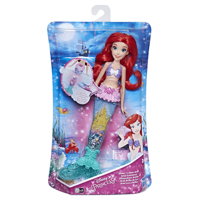 Disney Princess Ariel Water Play Doll