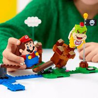 LEGO Super Mario Adventures With Mario 71360