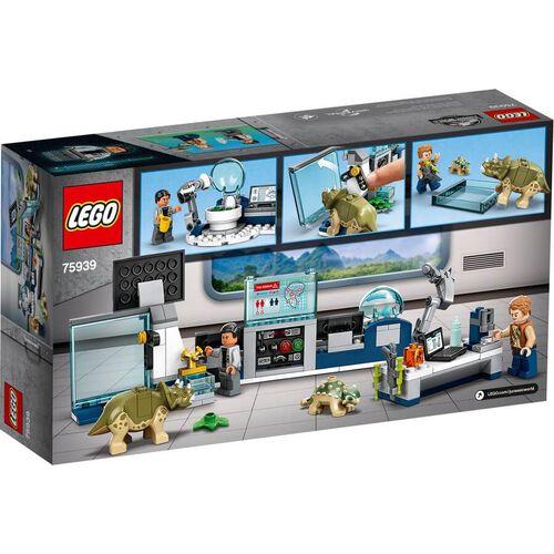 LEGO Jurassic World Dr. Wu's Lab: Baby Dinosaurs Breakout 75939