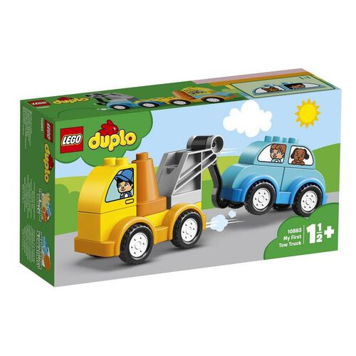 LEGO Duplo My First Tow Truck 10883