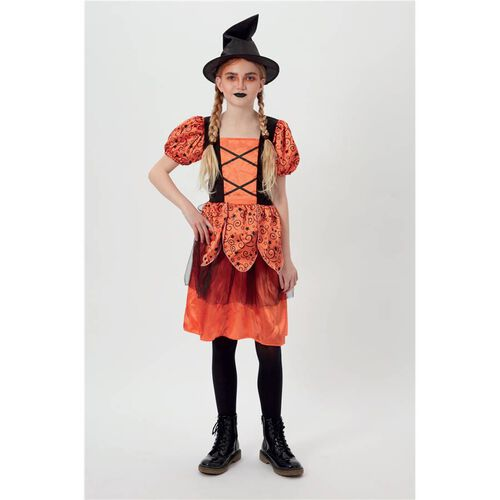 Wealth Ind Halloween Girl Witch Costume