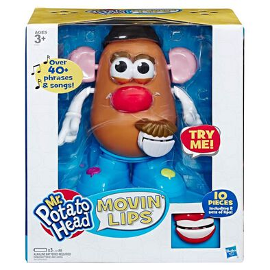 Mr. Potato Head Movin' Lips