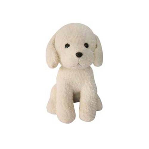 Animal Alley 17 Inch White Poodle Soft Toy