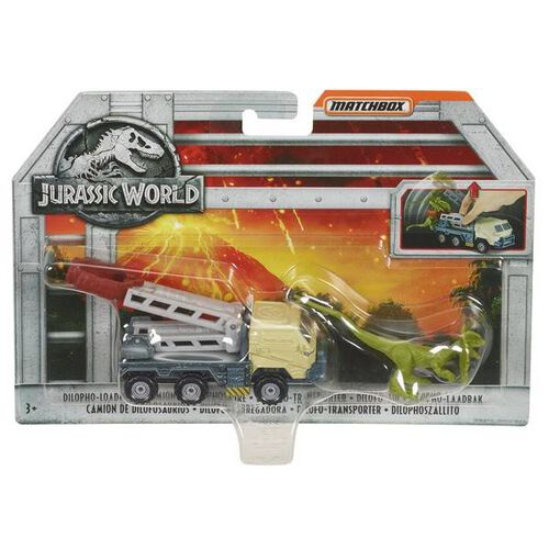 Jurassic World Dino Transporters - Assorted
