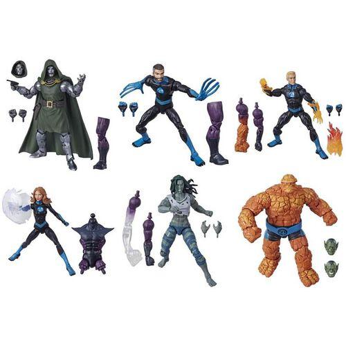 Marvel Legends Series Fantastic Figure - Assorted