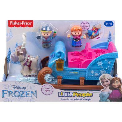 Fisher-Price Little People Disney Princess Frozen Sleigh