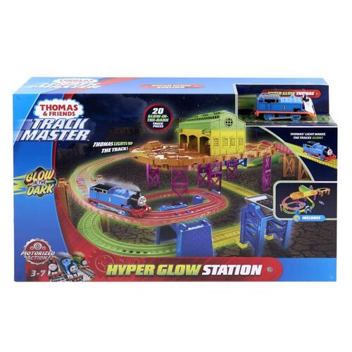 Thomas and Friends Track Master Hyper Glow Station