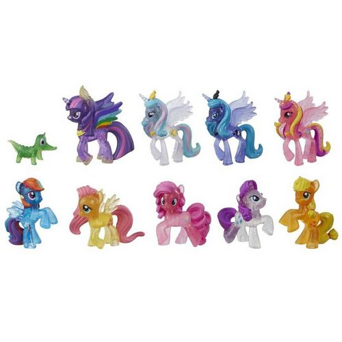 My Little Pony Rainbow Road Trip Collection