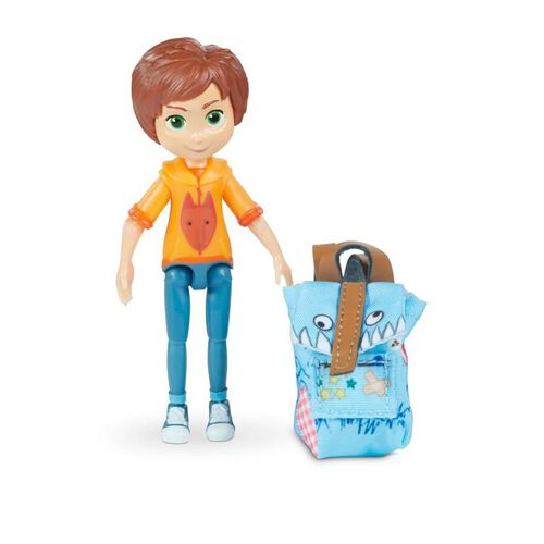 Wonder Park Figure With Lunch Box Keychain - Assorted