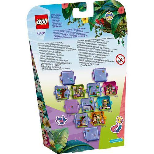 LEGO Friends Emma's Jungle Play Cube 41438