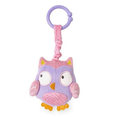Zobo Stroller Toy - Owl