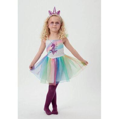 Wealth Ind Halloween Girls Unicorn Costume