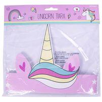 Unicorn Tiara 6 Pack