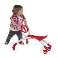 Yvolution Y Pewi Ride-On Red