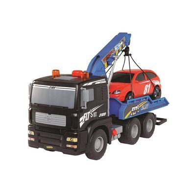 Fast Lane Pump Action Tow Truck