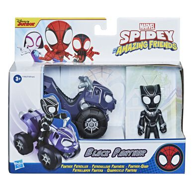 Playskool Spidey & Amazing Friends Figures with Vehicles - Assorted