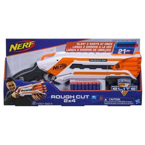 NERF Nstrike Elite Rough Cut 2X4