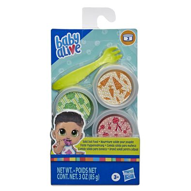 Baby Alive Solid Refill