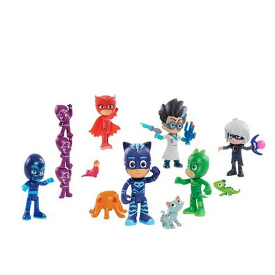 Just Play Pj Masks Deluxe Figure Set