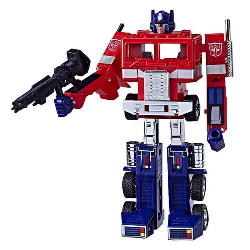 Transformers G1 Heroic Autobot Commander Optimus Prime