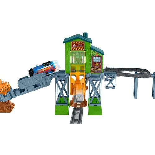 Thomas & Friends Trackmaster Fiery Rescue Set