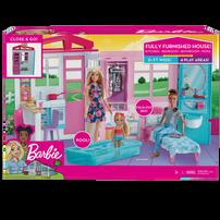 Barbie Portable House