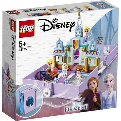 LEGO Disney Princess Anna And Elsa Storybook Adventures 43175