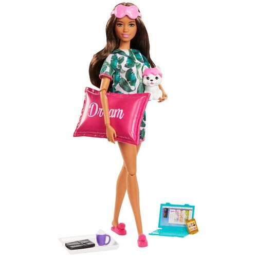 Barbie Wellness Doll With Accessories - Assorted