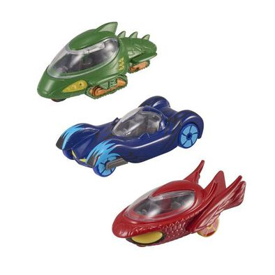 "Pj Masks Pjm 3"" Die-Cast Single Vehicle (Asst)"