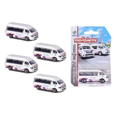 Majorette Toyota Hiace Bmta Series 1 - 4